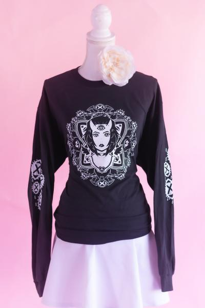 Third Eye Long sleeve tee