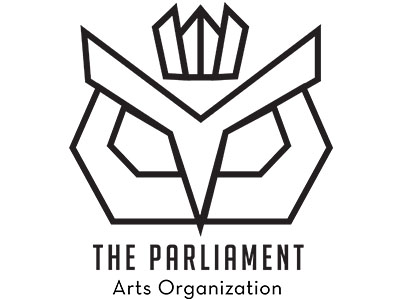 The Parliament Arts Organization logo