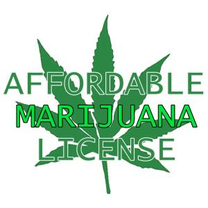 Affordable Marijuana License