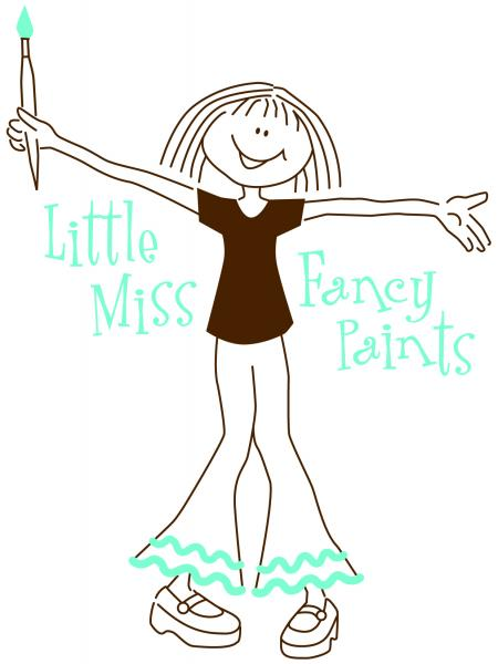 Little Miss Fancy Paints
