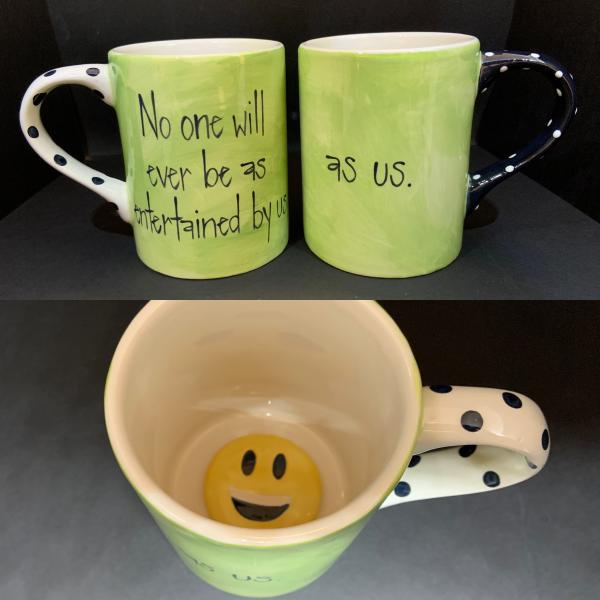 Entertained Mug
