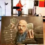"""The One Who Knocks"" by Max Eve"