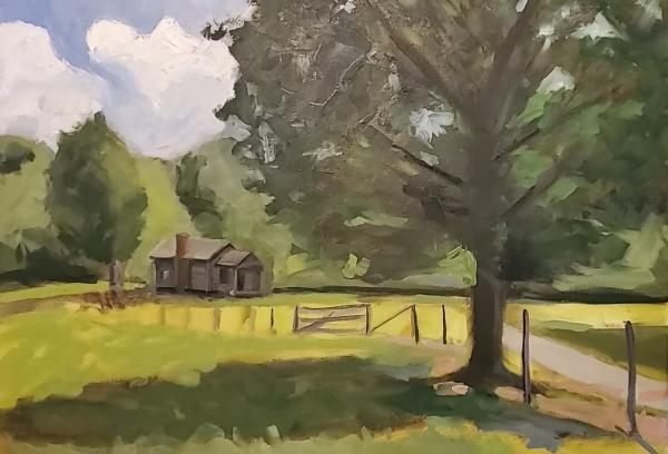 """McDaniel Farms"" by Ann Bodan"
