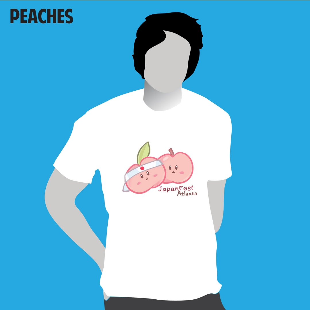Peaches T-shirt - 10$
