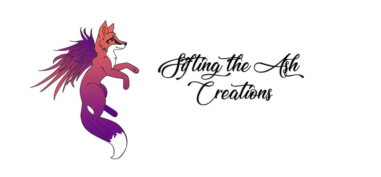 Sifting the Ash Creations