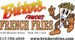 Bricker's Famous French Fries