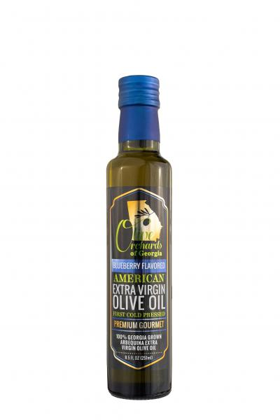 Blueberry Flavored-OLIVE ORCHARDS OF GEORGIA Extra Virgin Olive Oil-(250 ml/ 8.5 fl oz)