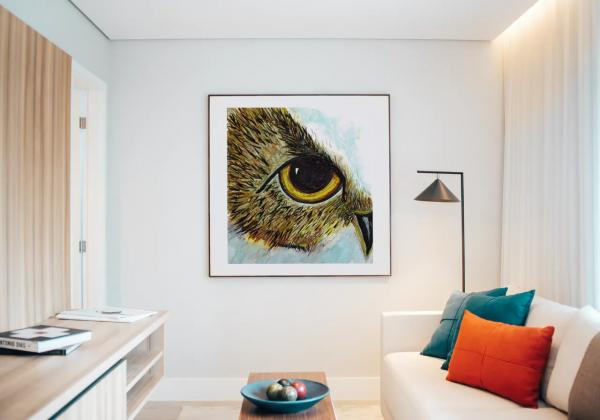 Owl Eye - Choice of Sizes