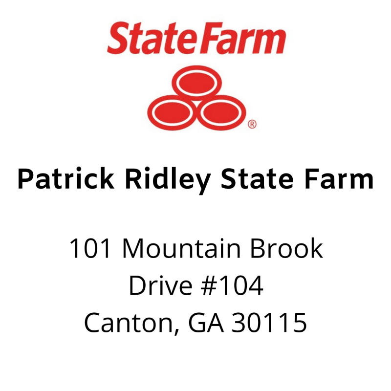 Patrick Ridley State Farm Insurance Agent