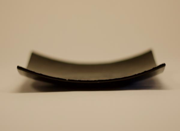 Black Queen Anne Vitra Tray 188 picture