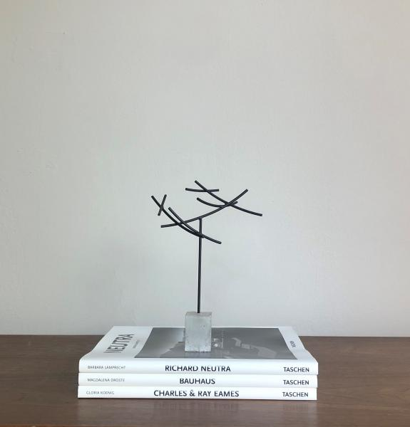 Small Abstract Metal Sculpture IV picture