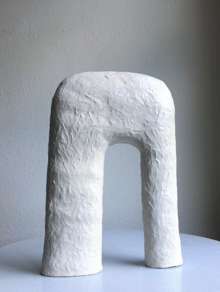Textured Arch Sculpture picture