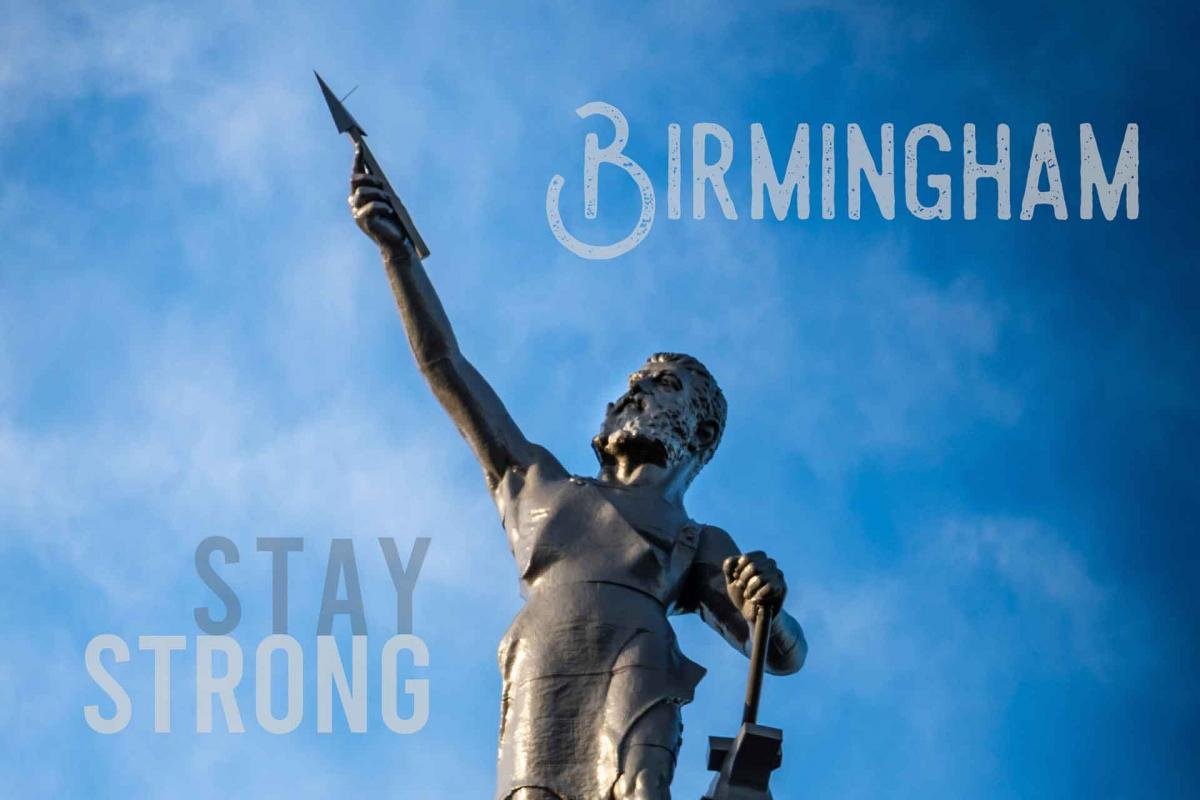 Birmingham Stay Strong