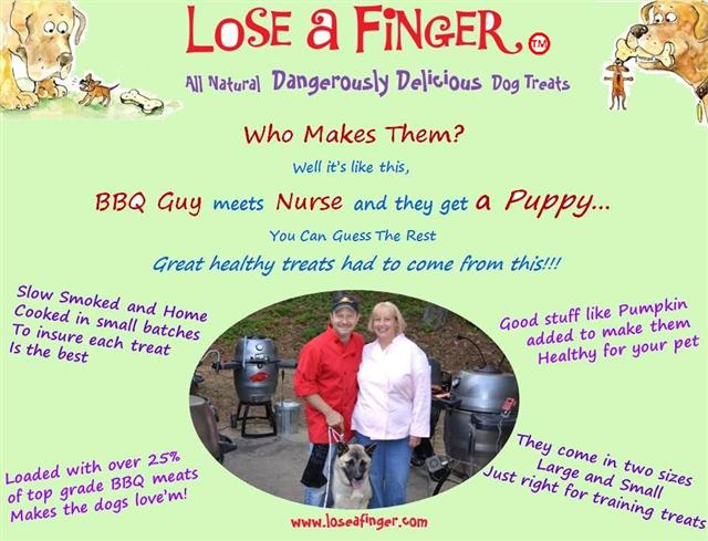 Lose a Finger