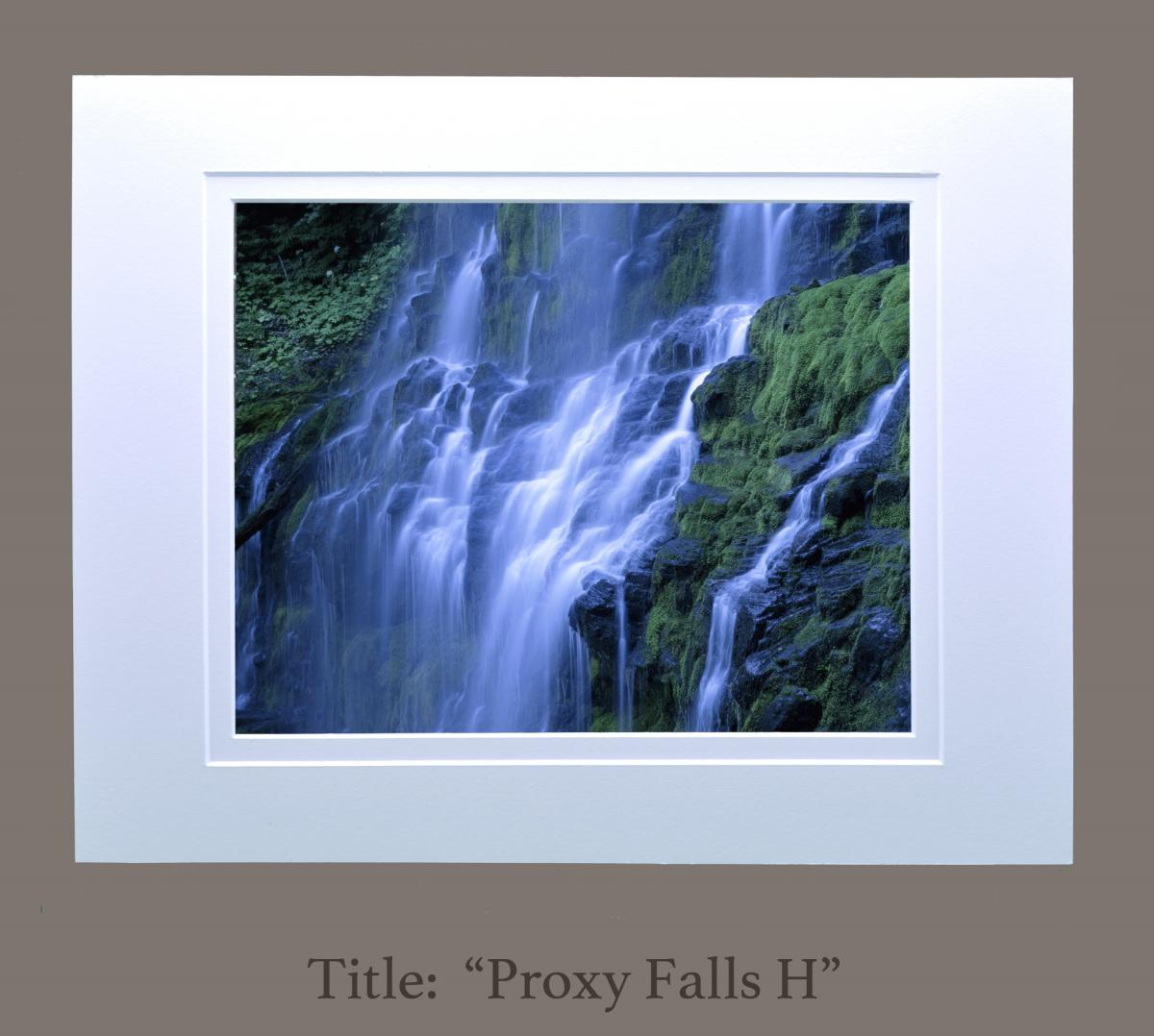 "8"" x 10"" matted photographs, 11"" x 14"" frame size (Gallery 3)"