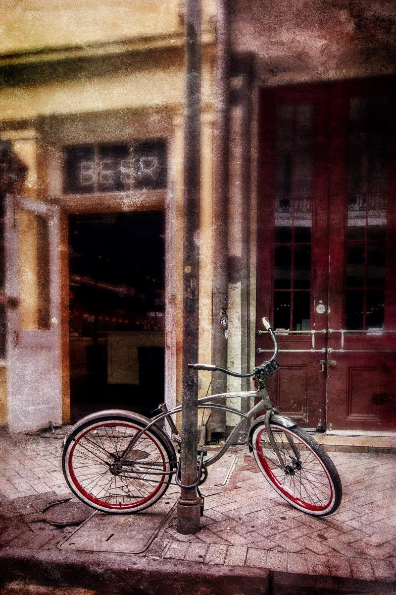 New Orleans, Bicycle