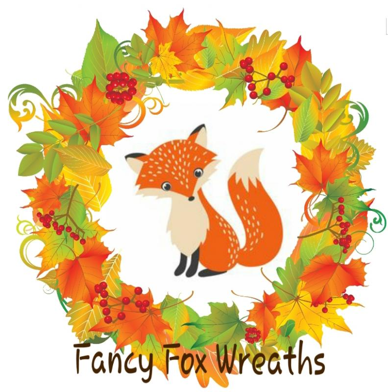 Fancy Fox Wreaths