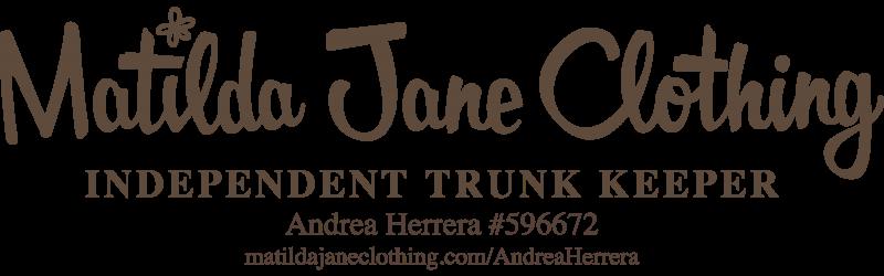 Matilda Jane Clothing with Andrea Herrera