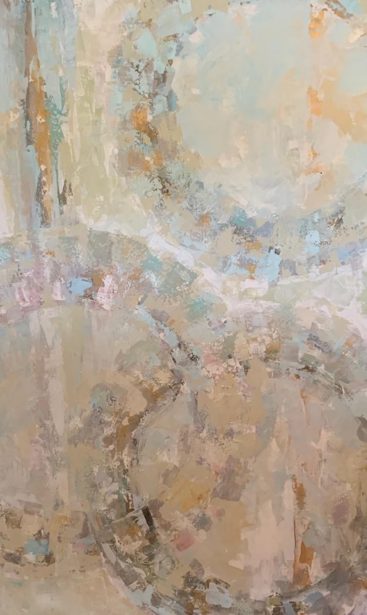 Abstract painting 40x60 ( vertical or horizonal)