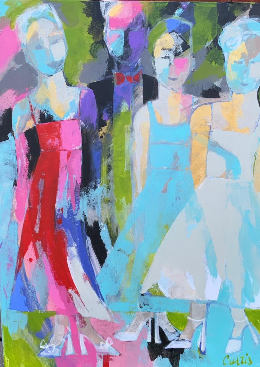 Party People 30x40