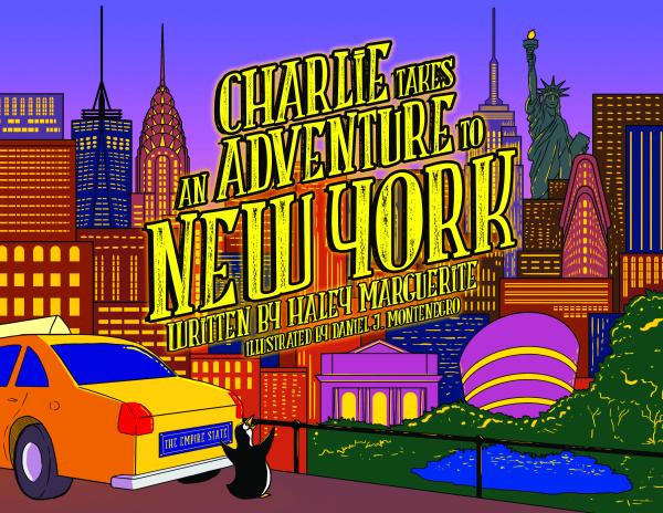 Charlie Takes an Adventure to New York