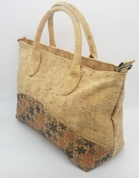 Cork Tote Bag Handbag