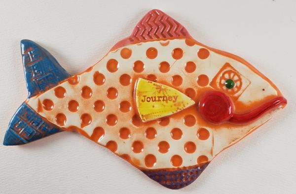 Journey Ceramic Fish