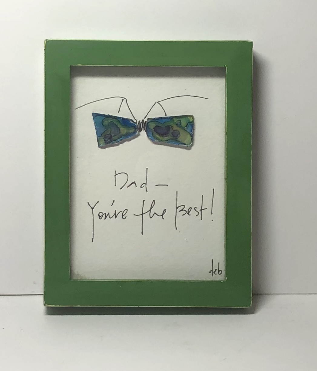 Father's Day - Bow Tie