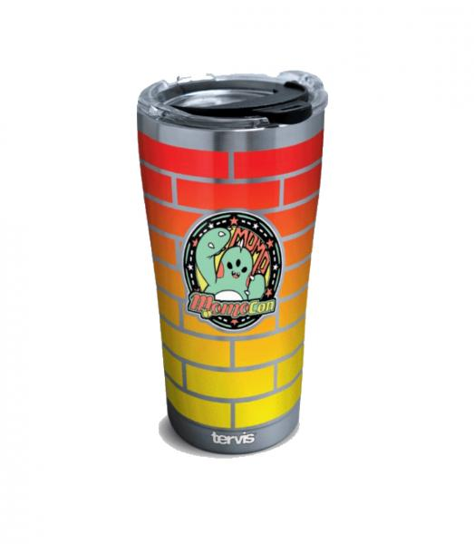 MomoCon Red & Yellow Tumbler