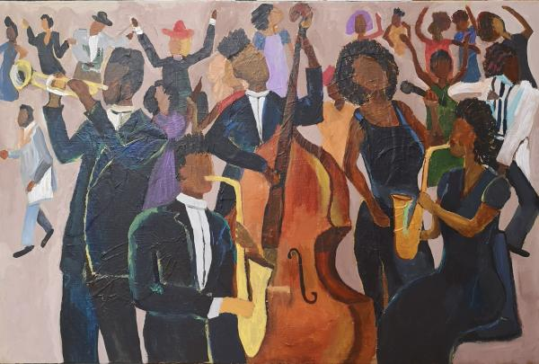 All That Jazz - Limited Edition Print