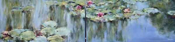 Lovely Lilypond Diptych, Parts 1 and 2
