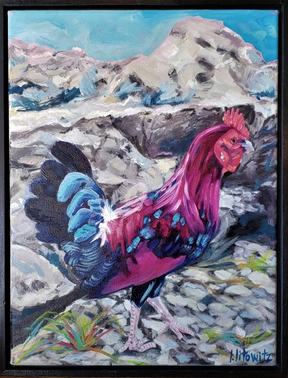Key West Rooster SOLD!