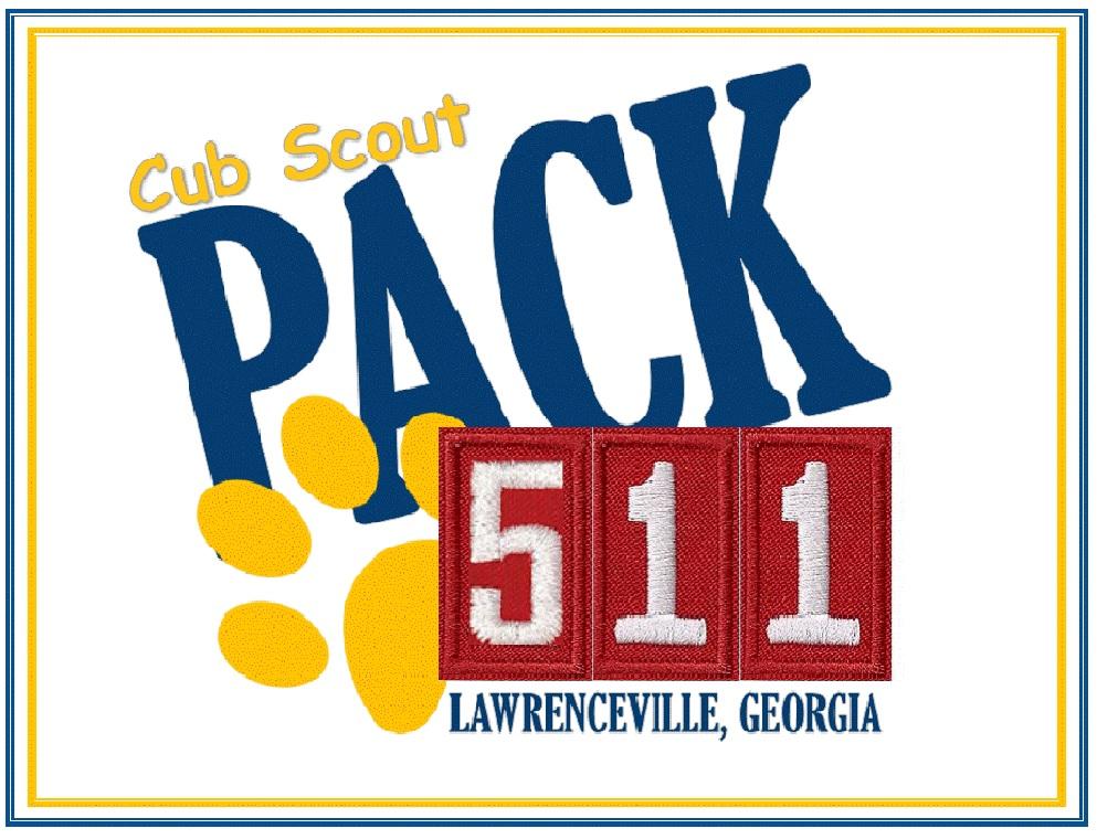 Cub Scout Pack 511