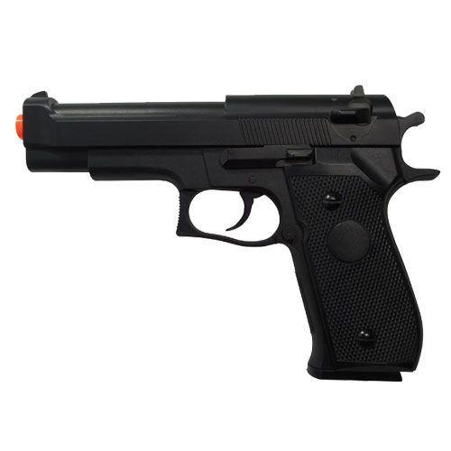 Spring Action Airsoft Pistols