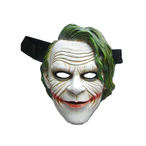 Evil Clown Face (Joker Mask)