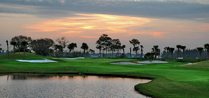 Golf for Four at Saddlebrook Resort