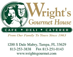 $100 Gift Card to Wright's Gourmet House