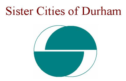 Sister Cities of Durham logo
