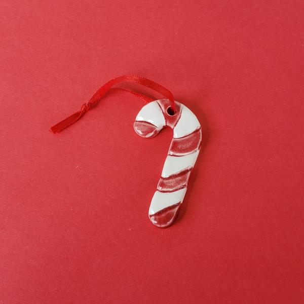 76762 - Candy Cane Ornament