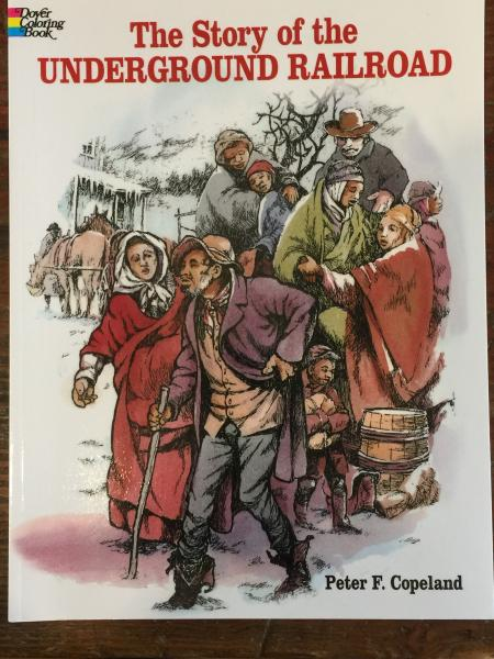 01320 The Story of the Underground Railroad