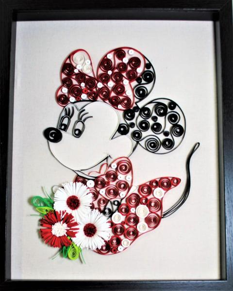 003 Minnie Mouse