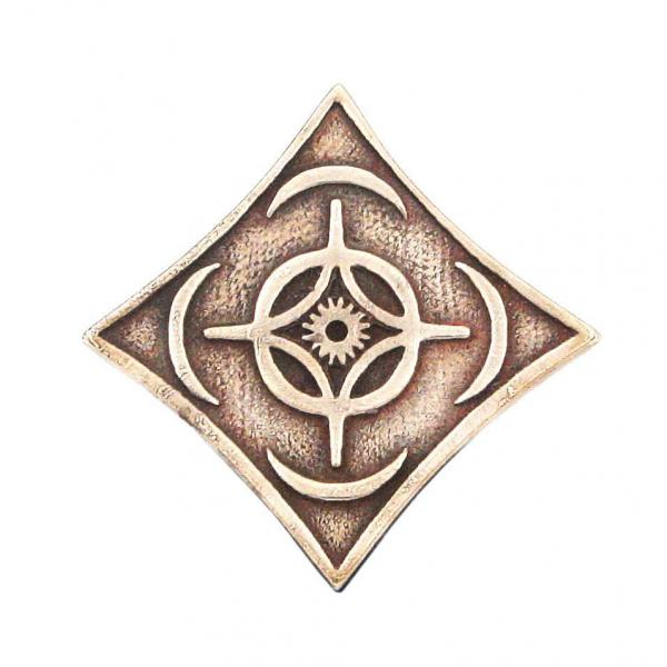Cosmere Pin - Bronze