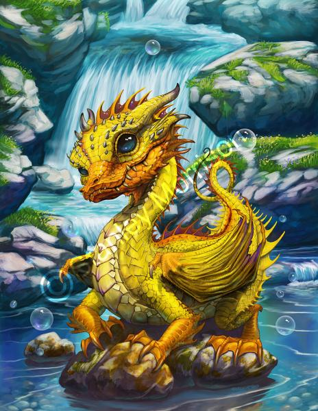 Rubber Ducky Dragon
