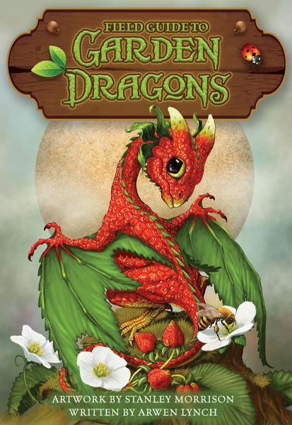 Field Guide to Garden Dragons oracle card deck