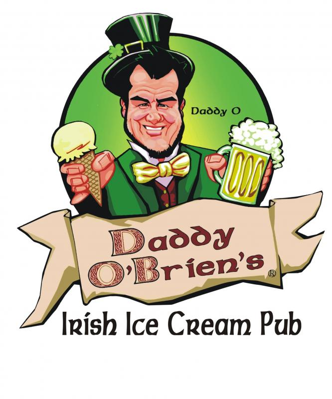 Daddy O'Brien's Irish Ice cream Pub