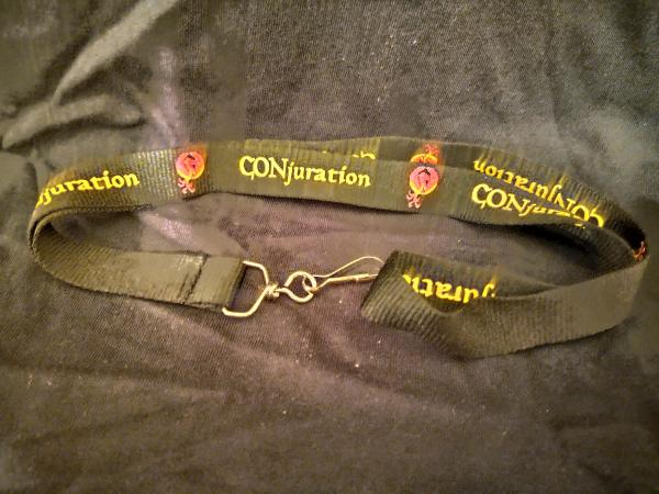 CONjuration Lanyard - Multicolored