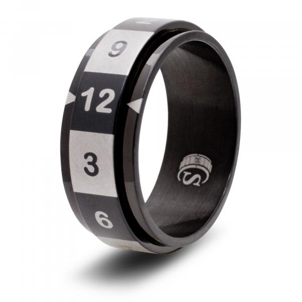 D12 Dice Ring (12-sided)