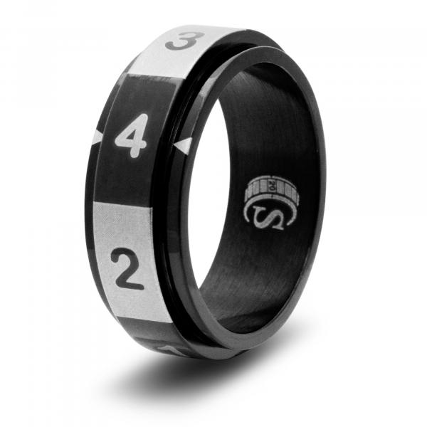 D4 Dice Ring (4-sided)
