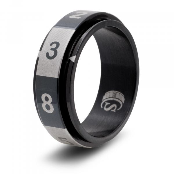 D8 Dice Ring (8-sided)