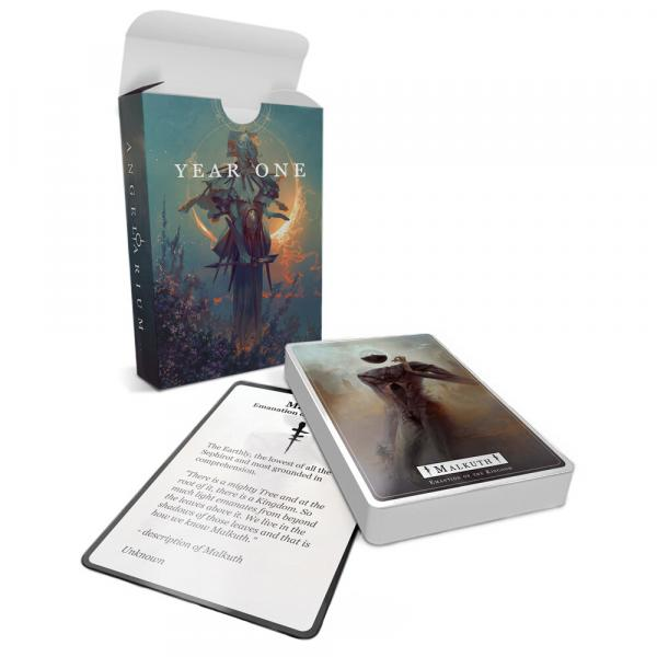 Angelarium: Year One - Collectable Cards